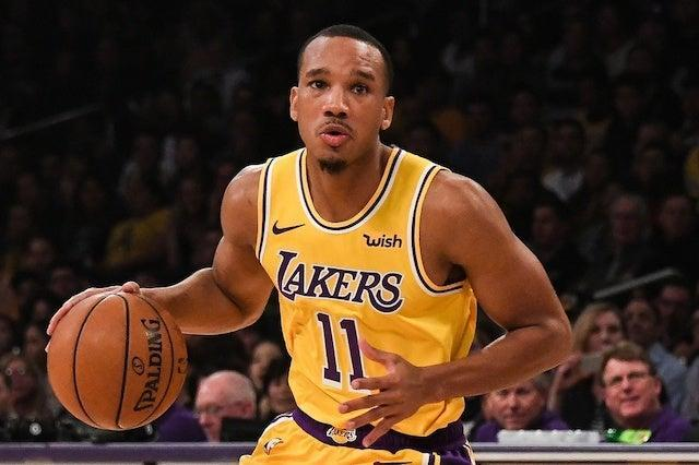 Lakers Injury Update: Avery Bradley Will Not Play On Four-Game Road Trip, To Be Re-Evaluated After Thanksgiving Day