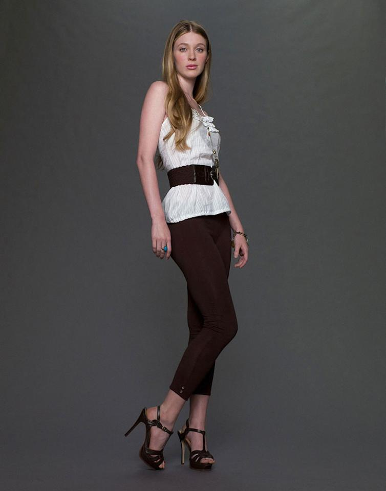 """Laura, a 5'6"""" 19-year-old waitress from Stanford, Kentucky, is one of the 14 participants in Cycle 13 of <a href=""""/america-39-s-next-top-model/show/35130"""">""""America's Next Top Model.""""</a>"""