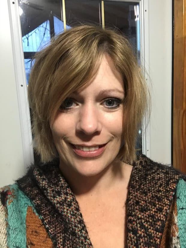 Brenda Ware, 35, was found dead in Kootenay National Park along Highway 93 on Thursday.  (B.C. RCMP - image credit)