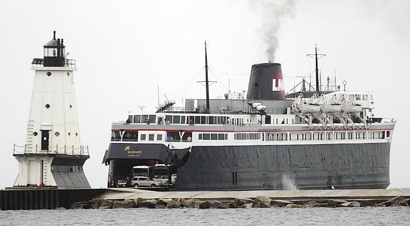 Coal ash ruling expected as ferry companies feud