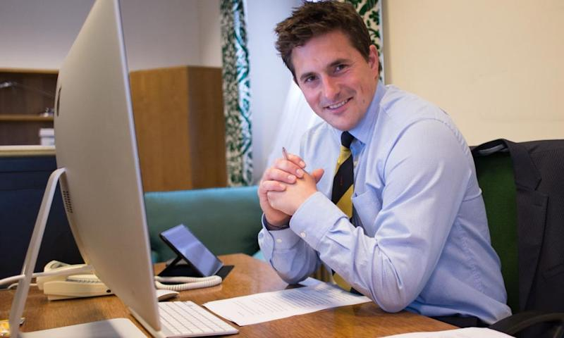 Johnny Mercer, Tory MP for Plymouth Moor View