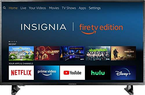Insignia 32-inch Smart HD Fire TV Edition (Amazon / Amazon)
