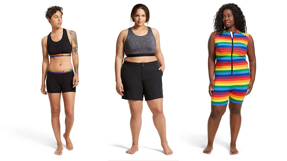 TomboyX offers form-flattering bras, underwear, and apparel for all bodies.