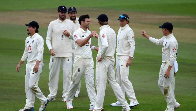 Before breaching the 600-wicket mark in Tests, Anderson claimed his 29th five-wicket haul after seeing off Naseem Shah. Pakistan were dismissed for 273 and were enforced follow-on, trailing by a further 310 runs. AP