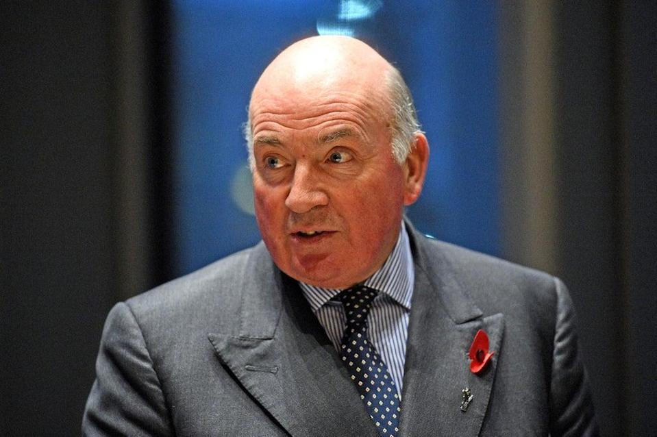 General Lord Dannatt (Kirsty O'Connor/PA) (PA Archive)