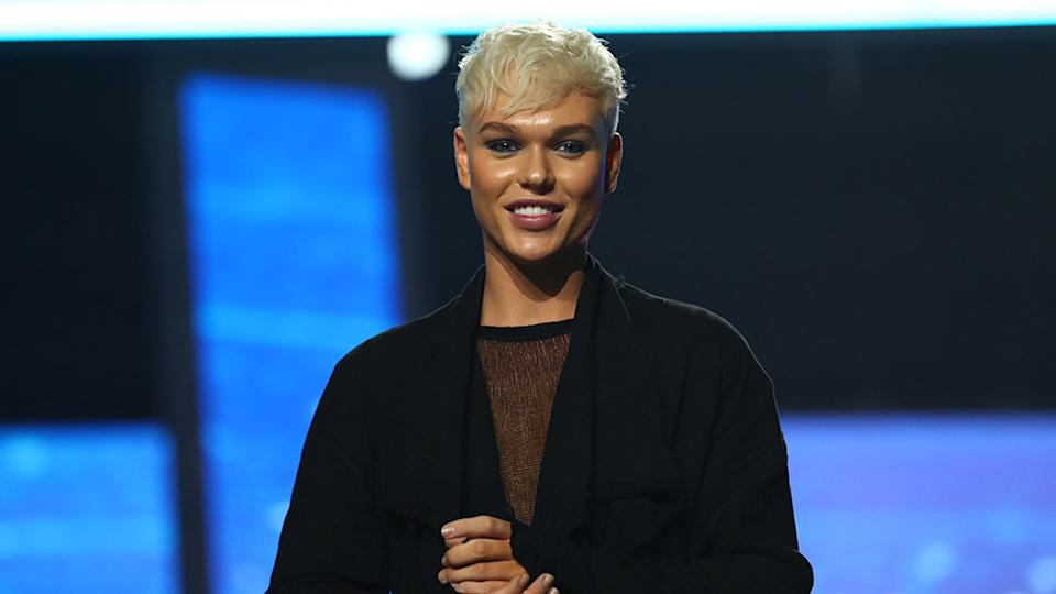 Jack Vidgen will perform at the 2021 Sydney Gay and Lesbian Mardi Gras for the first time on March 6 at Sydney Cricket Ground atop a show-stopping float for Koala. Photo: Getty