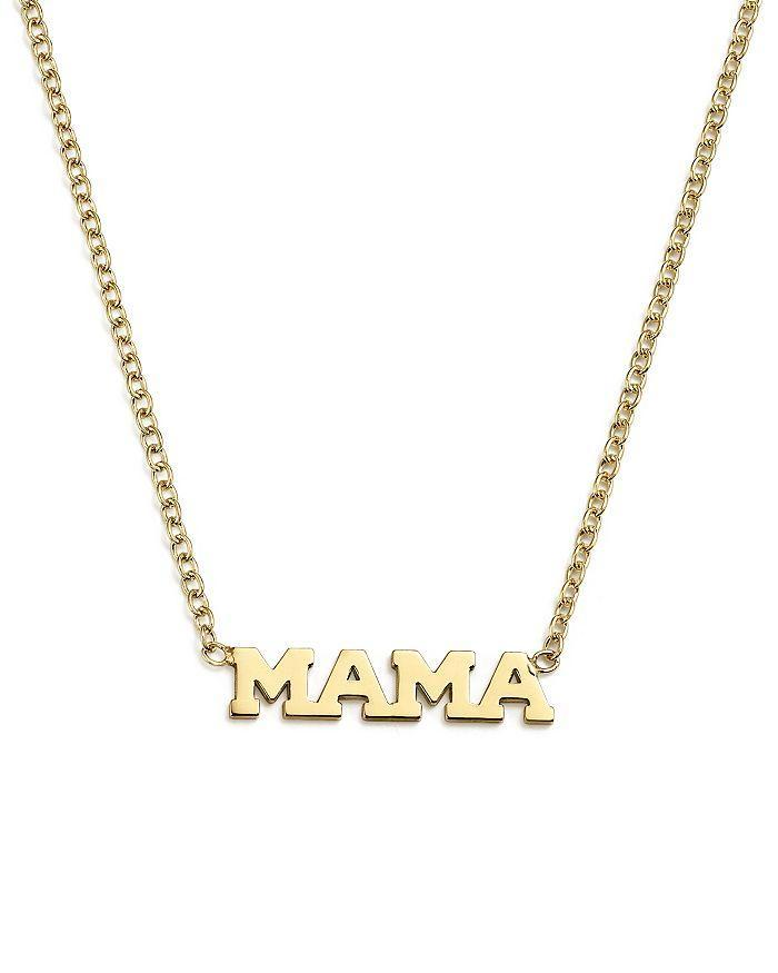 "<h2>Zoë Chicco Itty Bitty ""Mama"" Pendant Necklace</h2><br><br><strong>Zoë Chicco</strong> Itty Bitty Mama Pendant Necklace, $, available at <a href=""https://go.skimresources.com/?id=30283X879131&url=https%3A%2F%2Fshop.nordstrom.com%2Fs%2Fzoe-chicco-itty-bitty-mama-pendant-necklace%2F4774751%3F"" rel=""nofollow noopener"" target=""_blank"" data-ylk=""slk:Nordstrom"" class=""link rapid-noclick-resp"">Nordstrom</a>"