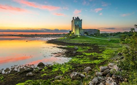 Dunguaire Castle, Galway Bay - Credit: iStock