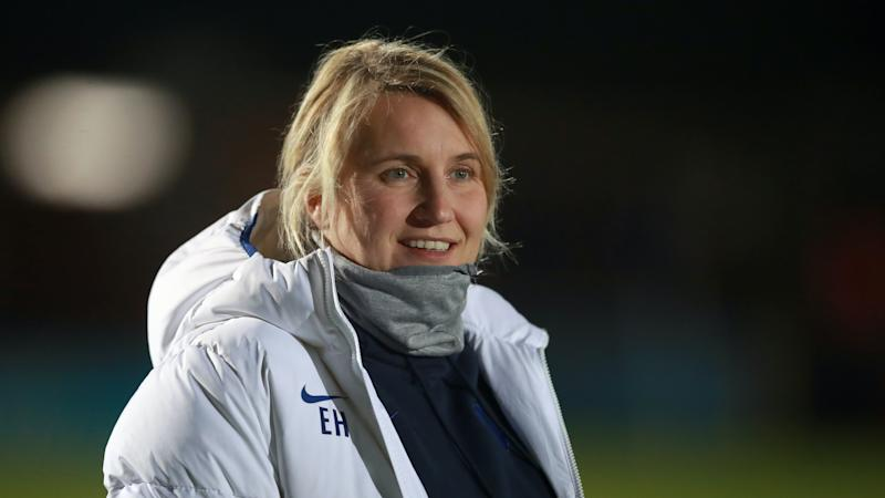 Chelsea boss Emma Hayes thrilled to begin new season with Community Shield clash