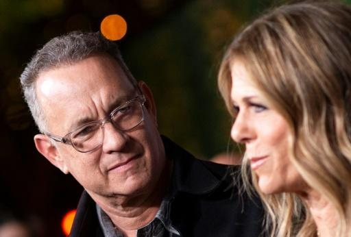 News that Tom Hanks and his wife Rita Wilson had contracted coronavirus was the moment that convinced many people the infection was serious