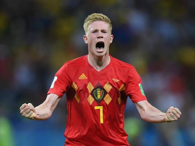 World Cup 2018: Belgium's Roberto Martinez gamble pays off as big-name players start pulling in same direction