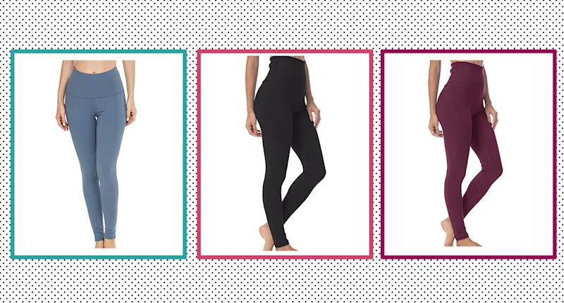 Amazon's top-rated leggings hailed better than Adidas and Nike by shoppers. (Yahoo Style)