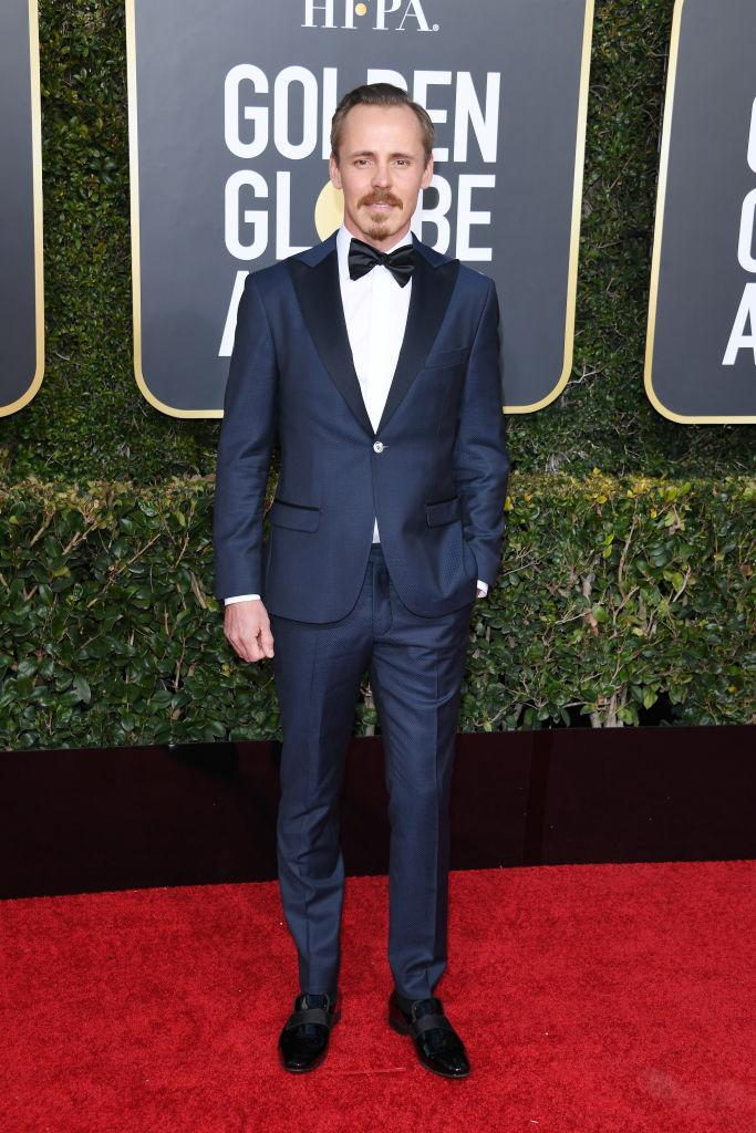 <p>Jasper Pääkkönen attends the 76th Annual Golden Globe Awards at the Beverly Hilton Hotel in Beverly Hills, Calif., on Jan. 6, 2019. (Photo: Getty Images) </p>