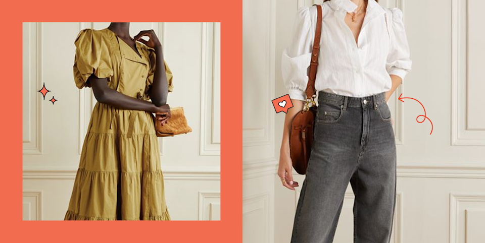 """<p class=""""body-dropcap"""">Some news for you that might make your wallet twitch just a bit, but your heart sing: Net-a-Porter is having its spring sale right now and there are some gems that have delicious price tags on 'em. The luxury fashion retailer has more than 200 (!!) pages worth of gorgeous designer items that you might've thought you couldn't ever afford—from <a href=""""https://www.cosmopolitan.com/style-beauty/fashion/g20078043/sexy-summer-dresses/"""" rel=""""nofollow noopener"""" target=""""_blank"""" data-ylk=""""slk:dresses"""" class=""""link rapid-noclick-resp"""">dresses</a> to <a href=""""https://www.cosmopolitan.com/style-beauty/fashion/g30137059/best-crossbody-bags-purses/"""" rel=""""nofollow noopener"""" target=""""_blank"""" data-ylk=""""slk:purses"""" class=""""link rapid-noclick-resp"""">purses</a> to <a href=""""https://www.cosmopolitan.com/style-beauty/fashion/g28281273/best-shoe-brands/"""" rel=""""nofollow noopener"""" target=""""_blank"""" data-ylk=""""slk:shoes"""" class=""""link rapid-noclick-resp"""">shoes</a>—that have been discounted up to 50 percent off. Um, best day ever??<br><br>You're going to be absolutely shooketh to see that luxe names like Alice + Olivia, Cushnie, Ulla Johnson, and <a href=""""https://www.cosmopolitan.com/style-beauty/fashion/a32935204/meghan-markle-veja-sneaker-sale/"""" rel=""""nofollow noopener"""" target=""""_blank"""" data-ylk=""""slk:Veja (aka one of Meghan Markle's fave shoe brands)"""" class=""""link rapid-noclick-resp"""">Veja (aka one of Meghan Markle's fave shoe brands)</a> have some stunning designs at jaw-dropping low prices. Buuut, it's not going to be for long though! So that means you need to get to ~adding to cart~ (yes, I just made that a verb) ASAP because these products are selling out at lightning speed.<br><br>Keep on scrolling to see alll the best deals I gathered from the sale—which consists of over 10,000 products BTW—because I care about you and your wardrobe. You won't regret these buys, I promise bestie!</p><p><em>Prices shown reflect the sale.</em></p>"""