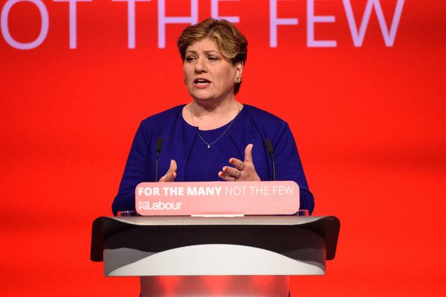 Emily Thornberry avoids speaking about the 'huge amount' of abuse she receives online