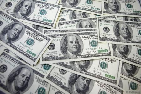 The U.S. dollar was a touch lower on Friday.