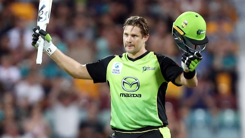 BBL match abandoned after power failure at Gabba