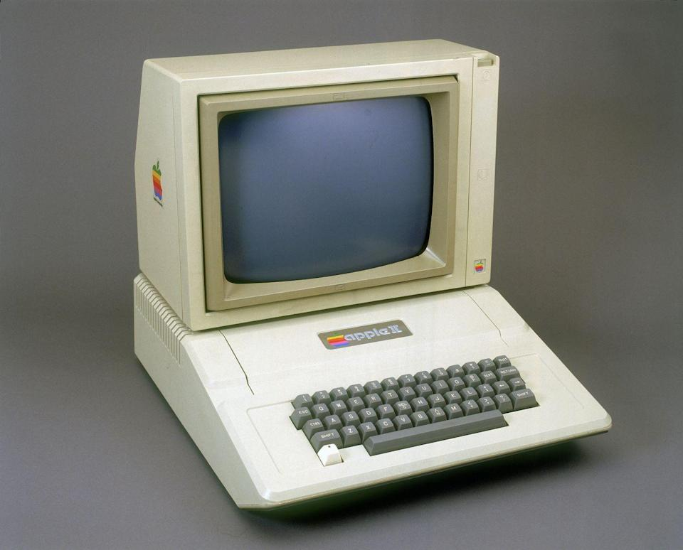 "<p>It may look ridiculous now, but that ancient behemoth squatting in your basement could bring in the Benjamins, especially if it's an Apple 1 or Apple II, which are worth thousands of dollars. Apple 1s are especially prized—one <a href=""https://www.cnbc.com/2019/05/28/wozniak-built-apple-1-computer-sold-for-almost-500000-at-christies.html"" rel=""nofollow noopener"" target=""_blank"" data-ylk=""slk:sold in 2019"" class=""link rapid-noclick-resp"">sold in 2019</a> for more than $470,000.</p>"