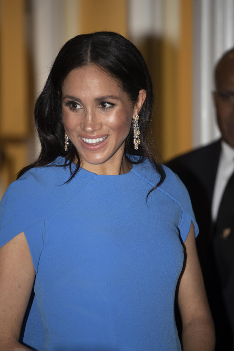 Meghan Markle Said No to Trying This Rare Royal Tradition