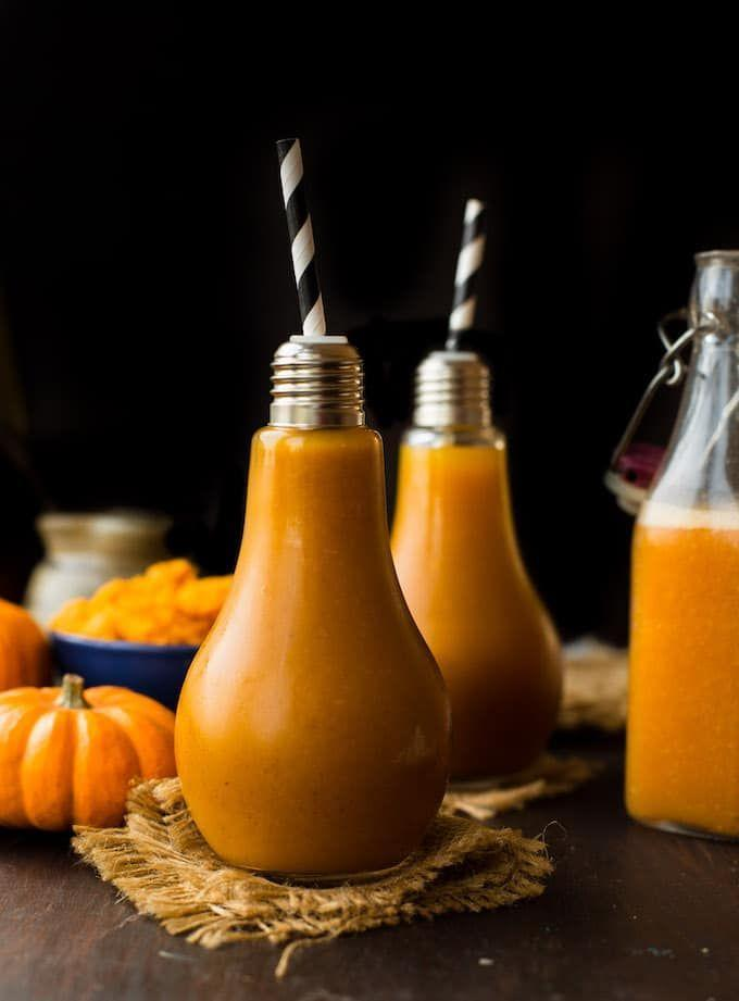 "<p>Kids won't notice that this gluten-free and vegan juice is on the healthier side. Serve it warm or cold!</p><p><strong>Get the recipe from <a href=""https://www.asaucykitchen.com/pumpkin-juice/"" rel=""nofollow noopener"" target=""_blank"" data-ylk=""slk:A Saucy Kitchen"" class=""link rapid-noclick-resp"">A Saucy Kitchen</a>.</strong></p><p><a class=""link rapid-noclick-resp"" href=""https://www.amazon.com/Shaped-Novelty-Drinking-Glasses-Cocktails/dp/B07MJ1N99N/ref=sr_1_2?tag=syn-yahoo-20&ascsubtag=%5Bartid%7C10050.g.33265688%5Bsrc%7Cyahoo-us"" rel=""nofollow noopener"" target=""_blank"" data-ylk=""slk:Shop Lightbulb-Shaped Glasses"">Shop Lightbulb-Shaped Glasses</a><strong><br></strong></p>"