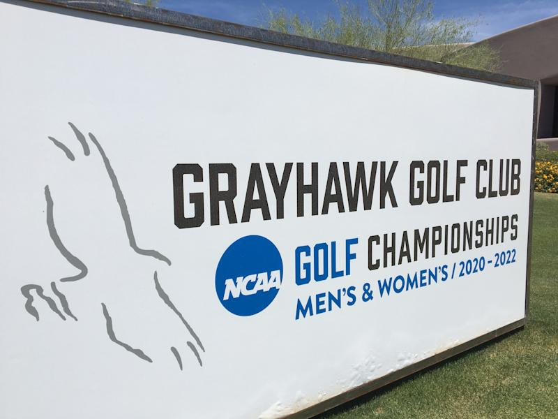 Arizona State, Grayhawk Golf Club to host NCAA men's, women's championships in 2023