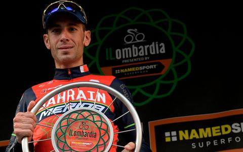 Vincenzo Nibali  - Credit: Getty Images