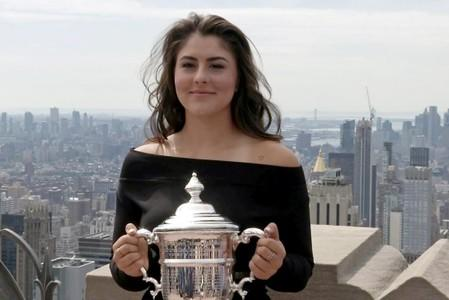 Barty reclaims number one spot, Andreescu up to fifth