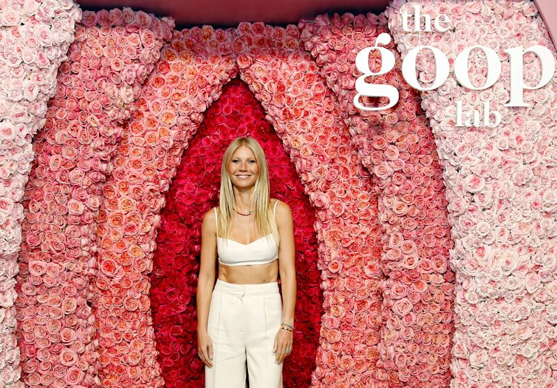 "Critics are calling out Netflix for giving Gwyneth Paltrow's ""The Goop Lab"" series a platform. (Photo: Getty Images)"
