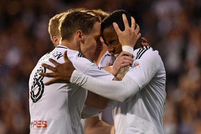 Fulham's Ryan Sessegnon and Denis Odoi turn play-off semi-final around to beat Derby and reach Wembley