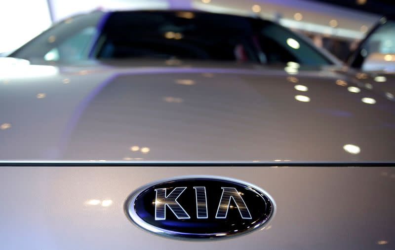 Kia Motors to halt operations at two domestic factories on some days in Apr, May - union