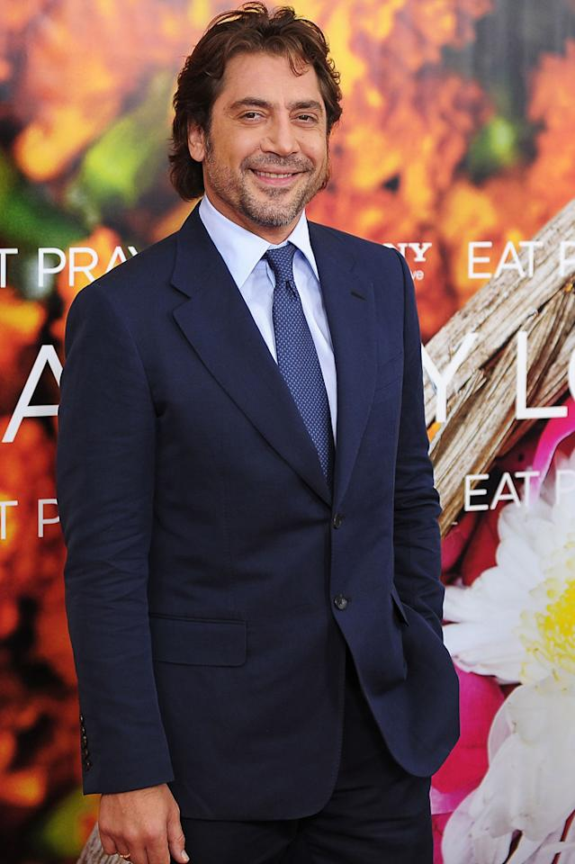 "<a href=""http://movies.yahoo.com/movie/contributor/1800023079"">Javier Bardem</a> at the New York City premiere of <a href=""http://movies.yahoo.com/movie/1810105588/info"">Eat Pray Love</a> - 08/10/2010"