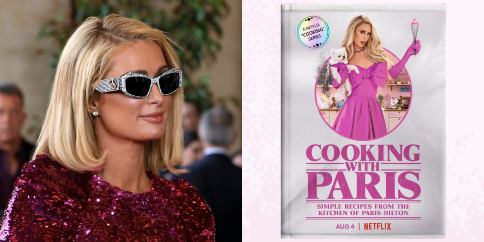 Paris Hilton Is Starring In A New Netflix Cooking Show And We Re So Excited