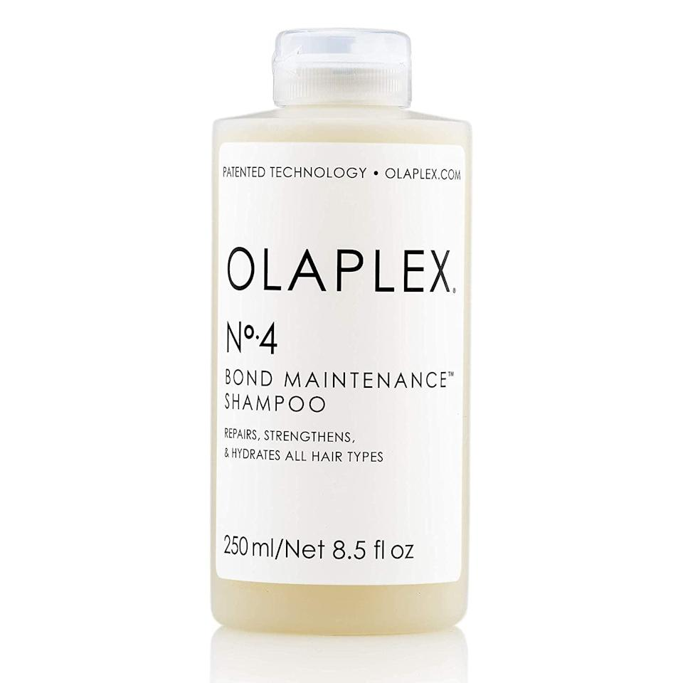 <p><span>Olaplex No.4 Bond Maintenance Shampoo</span> ($24, originally $28)</p>