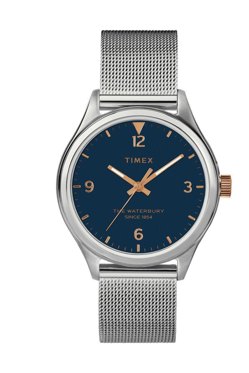 """<p>Timex - £99.00</p><p><a class=""""link rapid-noclick-resp"""" href=""""https://go.redirectingat.com?id=127X1599956&url=https%3A%2F%2Fwww.ernestjones.co.uk%2Fwebstore%2Fd%2F5825806%2Ftimex%2Bwaterbury%2Bladies%2527%2Bstainless%2Bsteel%2Bmesh%2Bbracelet%2Bwatch%2F%3FcmCat%3DOVM&sref=https%3A%2F%2Fwww.elle.com%2Fuk%2Ffashion%2Fwhat-to-wear%2Farticles%2Fg31918%2Fbest-watches-to-buy-this-season%2F"""" rel=""""nofollow noopener"""" target=""""_blank"""" data-ylk=""""slk:SHOP NOW"""">SHOP NOW</a></p>"""
