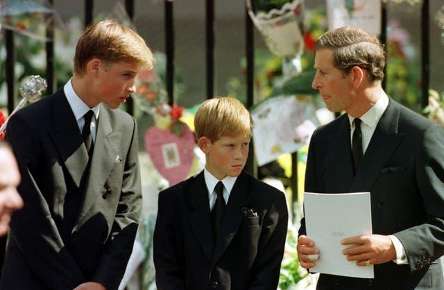 Royalty – Princess of Wales Funeral – Westminster Abbey, London