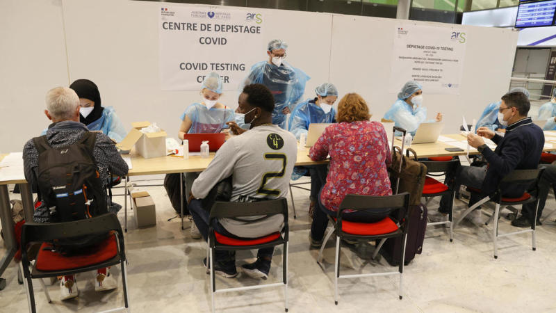 France to test travellers from 16 coronavirus high-risk countries including US