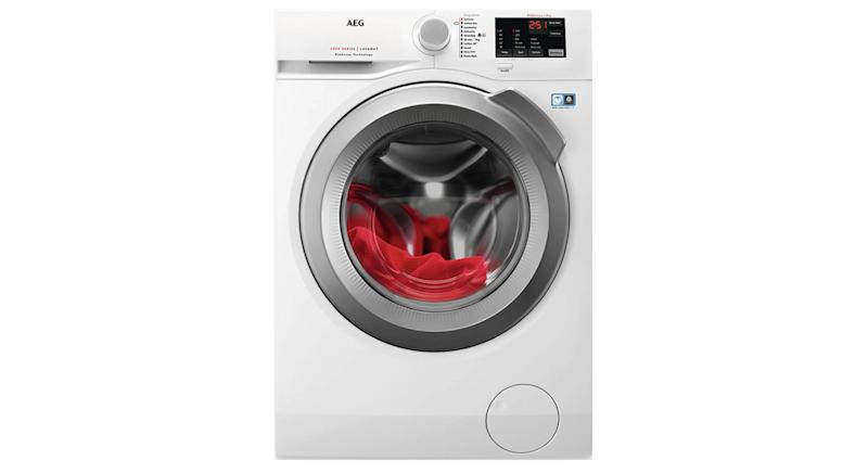 AEG L6FBI842N Freestanding Washing Machine (John Lewis & Partners)