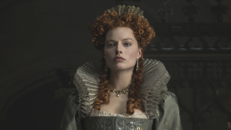First Official Look at Margot Robbie as Queen Elizabeth I in 'Mary Queen of Scots'