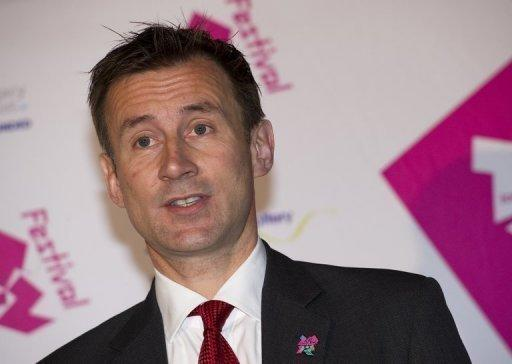Jeremy Hunt has rejected calls for him to quit as Olympics minister