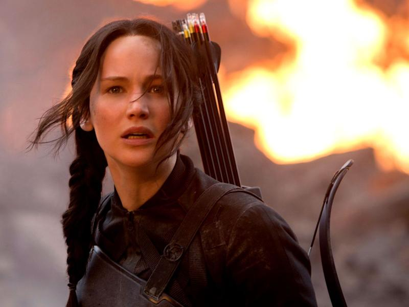 Girl uses 'Hunger Games' to rescue friend with leg wound