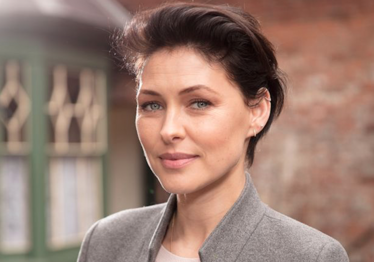 Emma Willis is best known for presenting talent show 'The Voice,' 'Big Brother' and its celebrity equivalent