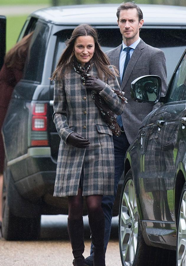Pippa is set to marry James Matthew on May 20. Photo: Getty