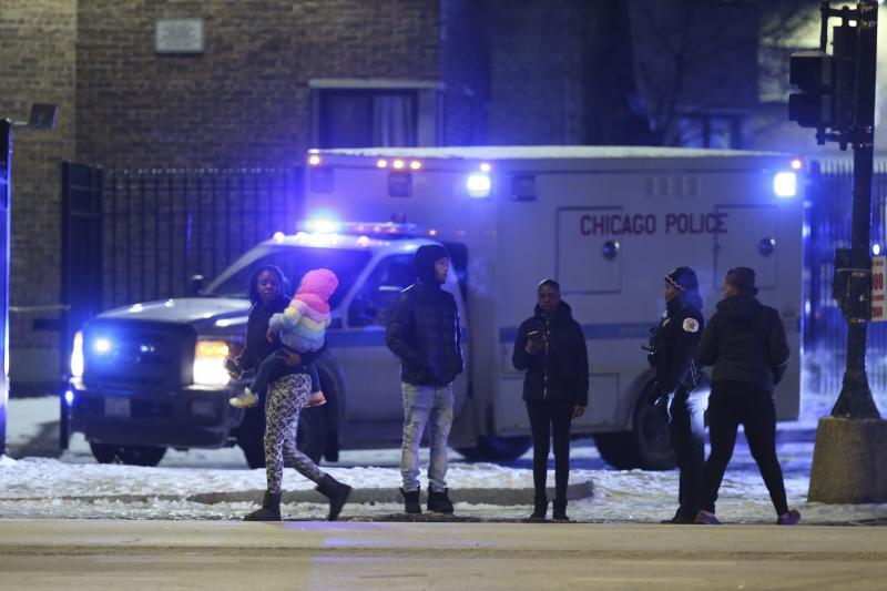 11 Children Among 26 People Shot During Single Weekend of Gun Violence in Chicago