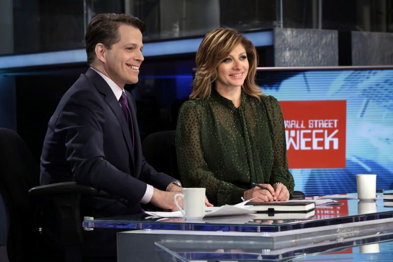 Host Anthony Scaramucci of