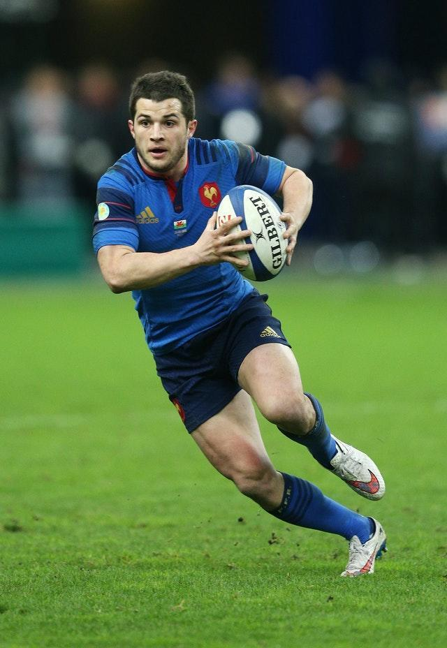 Brice Dulin is still a hreat despite slipping down France's pecking order