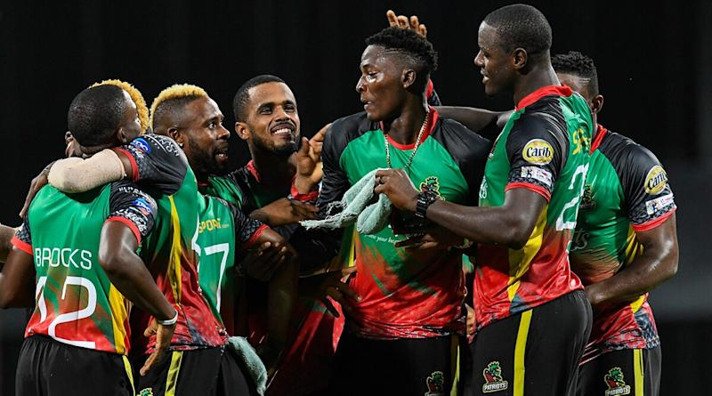 St Kitts and Nevis Patriots vs Trinbago Knight Riders, Eliminator, CPL 2019 Match LIVE Cricket Streaming on Star Sports and Hotstar: Live Score, Watch Free Telecast on TV & Online