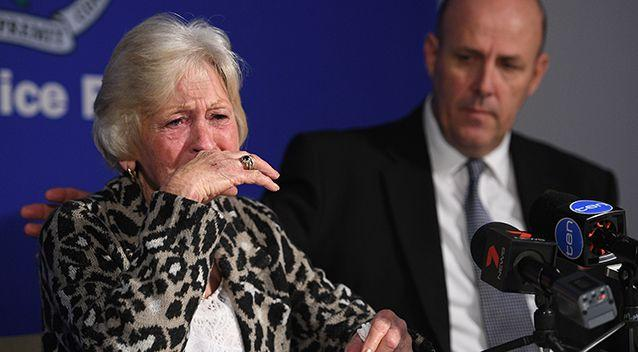 Her mother, Sandra McSavaney, made a heartbreaking plea for information on Wednesday. Photo: AAP