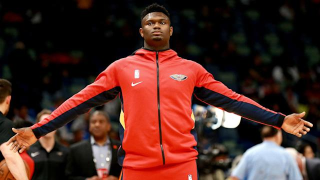 The NBA has never seen a player like New Orleans Pelicans rookie Zion Williamson, according to the Dallas Mavericks' Luka Doncic.