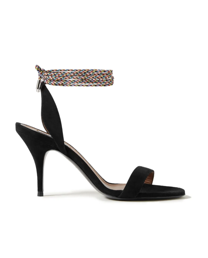 Tabitha Simmons Ace Suede Sandals, $179.