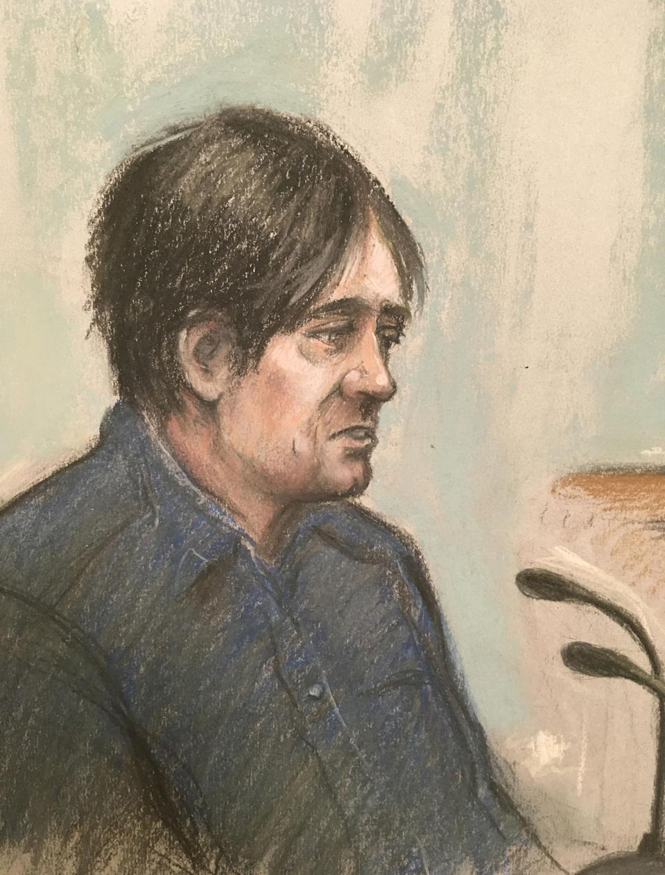 <em>Target – Darren Osborne told the court his original plan was to try and kill Labour leader Jeremy Corbyn (Pictures: PA)</em>